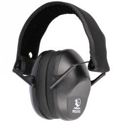 RealHunter - Ochronniki słuchu Passive Black (258-014)