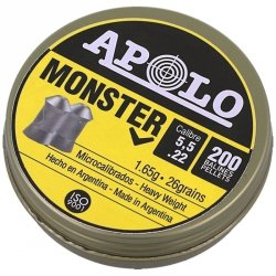 Apolo - Śrut Monster Extra Heavy 5,5mm 200szt.
