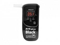 Sentech - Alkomat tester trzeźwości FiTalco czarny