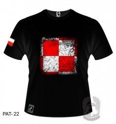 Koszulka Szachownica PAT-22 [rozmiar M]