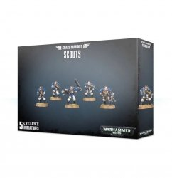 Warhammer 40K - Space Marines Scouts