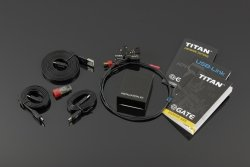 Gate - MOSFET TITAN V2 Advanced Set rear wired