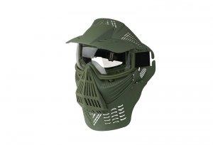 Pełna maska Guardian V4 - olive