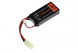 GFC - Akumulator LiPo 7,4V 1100mAh 20C