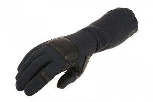 Rękawice taktyczne Armored Claw Kevlar - czarne