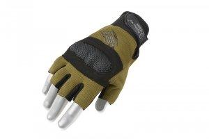 Rękawice taktyczne Armored Claw Shield Cut - oliwkowe