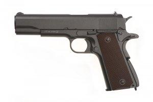 Pistolet wiatrówka M1911