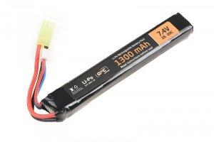 GFC - Akumulator LiPo 7,4V 1300mAh 25C