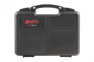 Nuprol - Walizka transportowa NP Small Hard Case - czarna