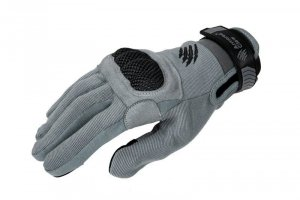Rękawice taktyczne Armored Claw Shield Hot Weather - szare