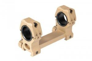 Montaż lunety 25.4-30mm M10 QD-L 1 z libellą - Dark Earth