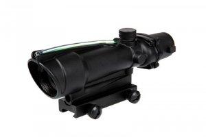 Theta - Luneta GreenFiber 5X35 - czarna
