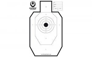 Range Solutions - Tarcze strzeleckie Range 50szt.