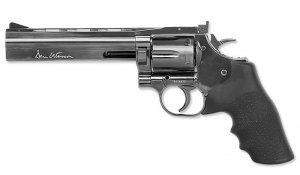 ASG - Replika CO2 Dan Wesson 715 6'' Revolver - Steel Grey