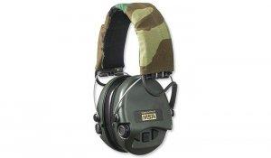 MSA - Aktywne ochronniki słuchu Supreme Pro-X - Woodland - 75302-X