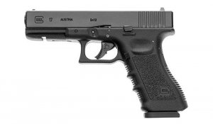 Umarex - Wiatrówka Glock 17 Gen3 Blow Back 4,5mm - 5.8361