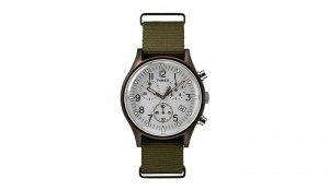 Timex - Zegarek MK1 Aluminium z chronografem - TW2R67900