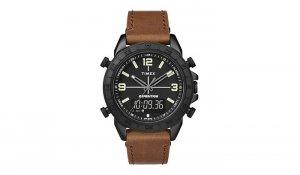 Timex - Zegarek Scout Pioneer Combo - Czarny - TW4B17400