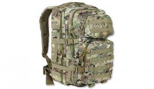 Mil-Tec - Plecak Large Assault Pack - Multitarn - 14002249