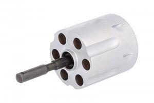 Ekol - Bęben rewolwer alarmowy K-6L kal. 6mm (Viper C-6L White)