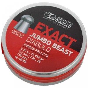 JSB - Śrut Exact Jumbo Beast 5,52mm 150szt.