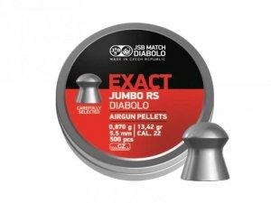 JSB - Śrut diabolo Exact Jumbo RS 5,52mm 500szt.