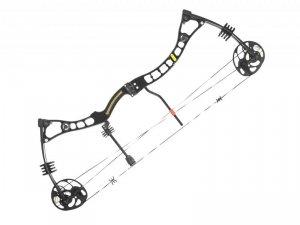 Łuk bloczkowy dla doroslych Ek AXIS 2.5 CNC 30-70 lb 32 - czarny