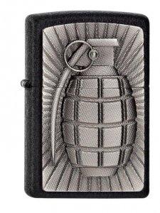 Zippo - Zapalniczka granat 2.004.301