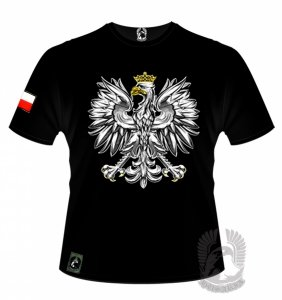 Koszulka Orzeł Biały PAT-21 [rozmiar M]