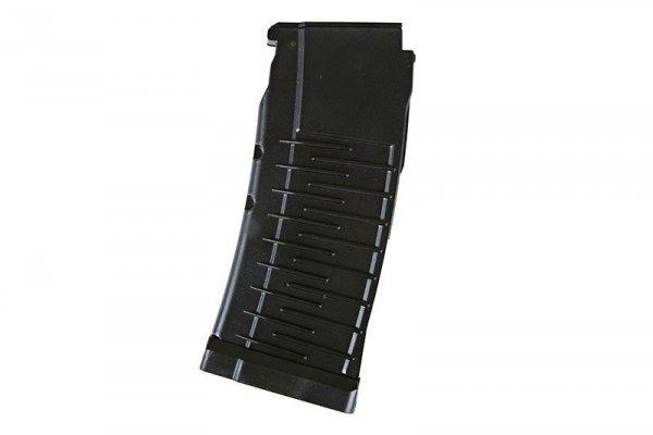 LCT - Magazynek Hi-Cap na 250 kulek do VSS/AS VAL - czarny