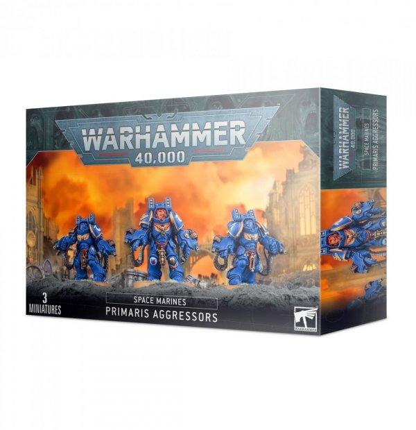 Warhammer 40K - Space Marines Primaris Aggressors
