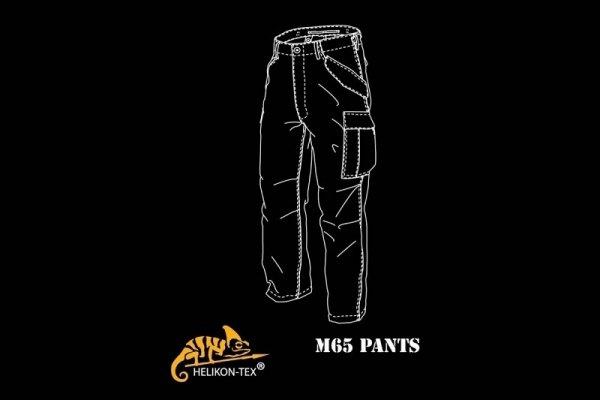Spodnie M65 - oliwkowe
