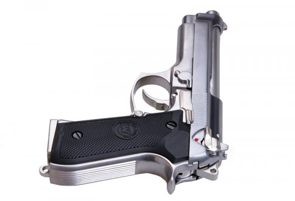WE - Replika Beretta M92 Chrome