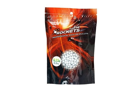 Rockets - Kulki 0,23g 0,5kg