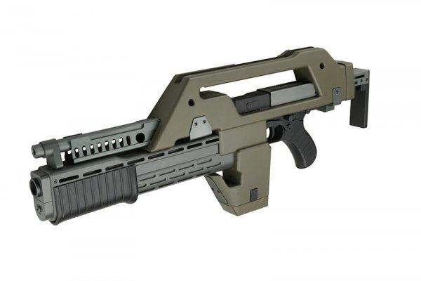 Replika karabinu M41A Pulse Rifle