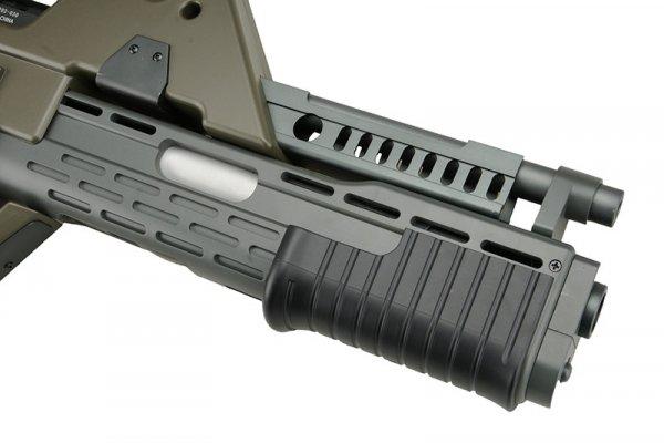 Snow Wolf - ReplikaM41A Pulse Rifle