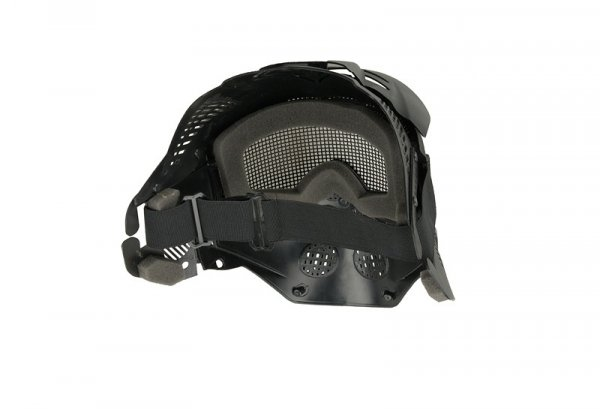 Maska Ultimate Tactical Guardian V1 - Czarna