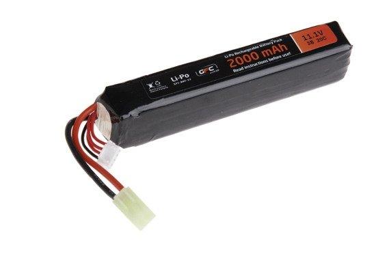 GFC - Akumulator LiPo 11,1V 2000mAh 20C