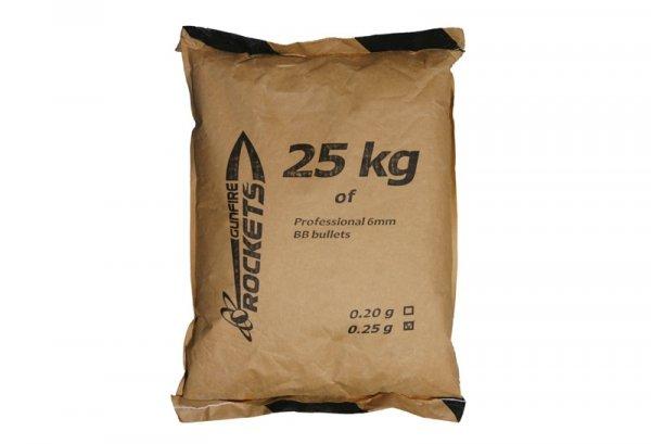 Kulki Rockets Professional 0,23g - 25kg