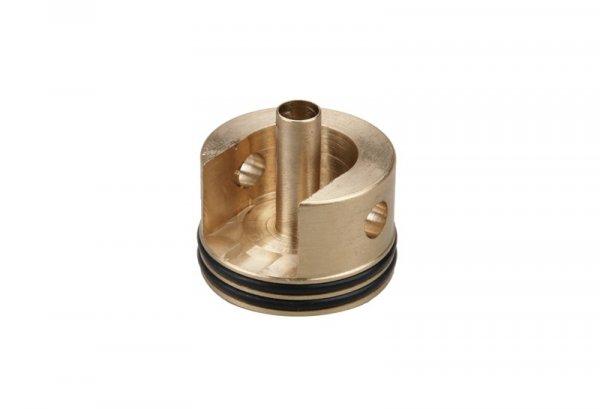 AE - Podwójnie uszczelniona mosiężna głowica cylindra V2