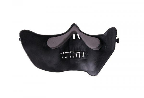 Maska Ultimate Tactical Mortus V2 - Black