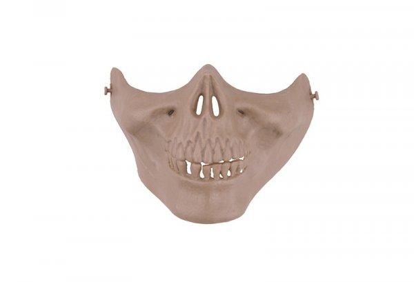 Maska Ultimate Tactical Mortus V2 - TAN