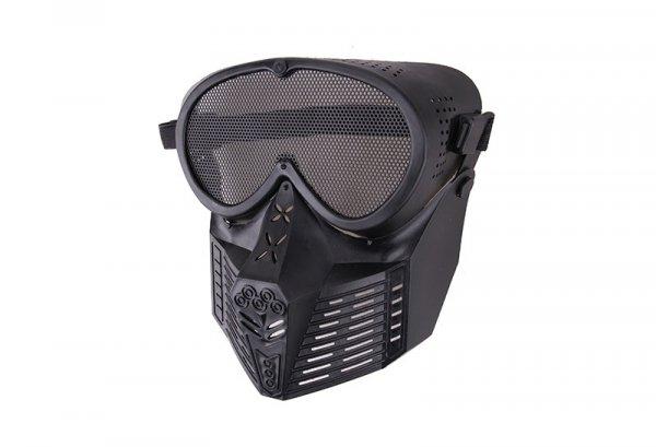 Maska  Transformers - czarna