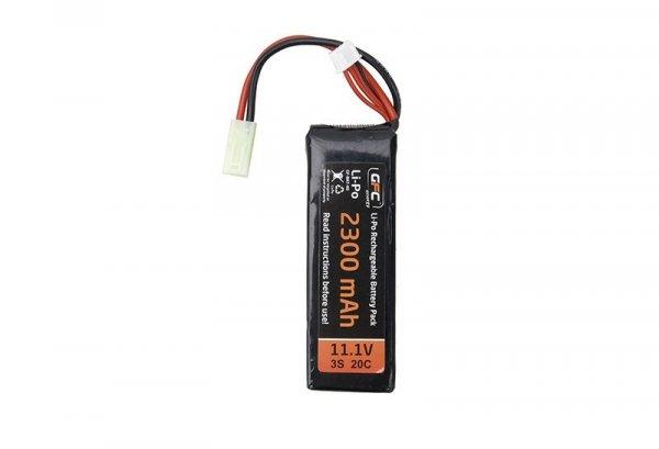 Akumulator LiPo 11,1V 2300mAh 20/40C