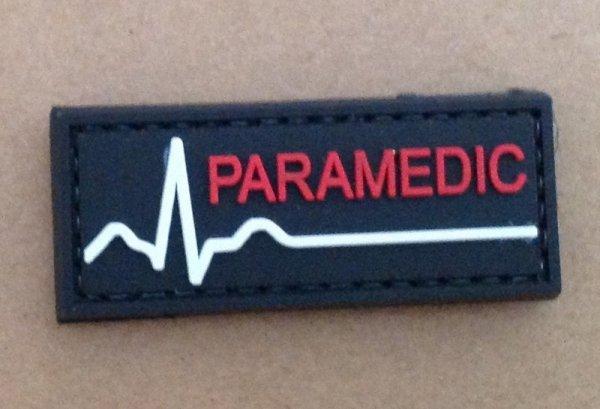Naszywka 3D - Paramedic
