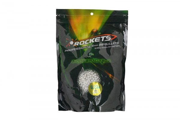Rockets - Kulki BIO 0,23g 1kg
