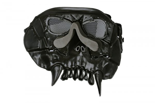 Maska MAS-55 - silver