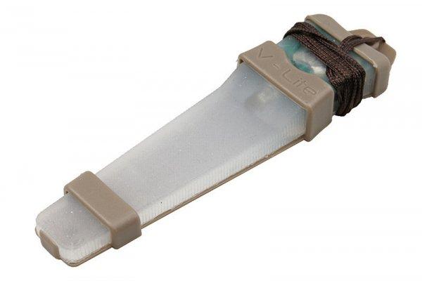 Marker elektroniczny LITE tan - (światło zielone)