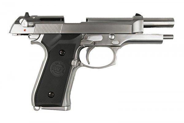 WE - Replika M92 V2 LED Box - silver