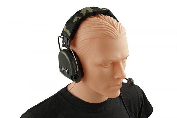 Zestaw słuchawkowy Sordin - woodland